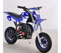 JET MOTO ZX 50 4-Stroke Mini Dirt Bike - No Oil Mixing