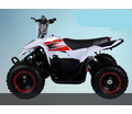 Kicker Warrior 350-Watt - 24-Volt Kids Electric Quad - Awesome Price! Real Tires, Best Price!