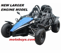 Kymoto Roadster 200 Deluxe Buggy / Go Kart - CALIF LEGAL!