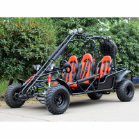 Kymoto XR-200-4 -Four-Seater Go Kart / Dune Buggy .  Free Spare Tire & Mount* - FREE SHIPPING!