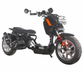 """Maddog Rukus Style Deluxe 150cc Scooter GEN IV - Larger 12"""" Wheels -"""