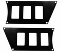 Modquad - Utv Accessories - Dash Switches Plate in Black - Lowest Price Guaranteed!