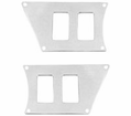 Modquad - Utv Accessories - Dash Switches Plate in Polished - Lowest Price Guaranteed!