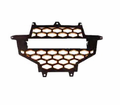 Modquad - Utv Accessories - Polaris RZR 900 XP Front Grills in Black/Orange - Lowest Price Guaranteed! Free Shipping!