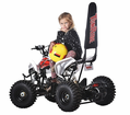 "Electric ATV by Tom Ride <b><font color=""red""><font size=""5"">Professionial Grade</font></font></b> - for Beginner & Advanced Youth Riders - FREE SHIPPING"