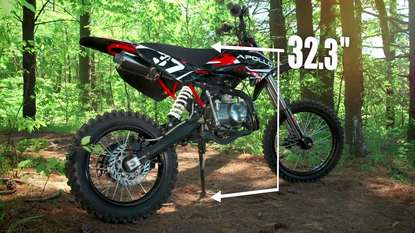 apollo orion rx 125cc pit dirt motorcycle from. Black Bedroom Furniture Sets. Home Design Ideas