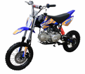 "SRS-125 Ultra Dirt / Pit Bike - ""Honda Clone Engine"" Upgraded Suspension - Custom Graphics"