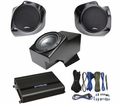 Ssv Works - UTV Accessories - RZR S/XP/4/XP4 3 Speakers Kit - Lowest Price Guaranteed! Free Shipping!