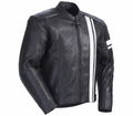 Tour Master Coaster 3 Leather Jacket from Motobuys.com