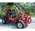 "TRAILMASTER XRX Mid-Size Youth Go Kart - <b><font color=""green""><font size=""3"">NOW Calif Legal*</font></font></b>  -"