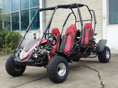 Trailmaster Blazer 4-Seater Adult Size 150cc Go Cart