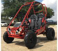 Trailmaster NEW Ultra Mini RS Go Kart - Wider Frame, Wider Seats, More Leg & Headroom, Taller Roll Cage, Bigger Tires!