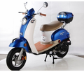 TUSCANY 50CC  Calif Legal Model
