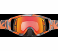 Dragon - Vendetta - Flair Orange Red Ion Lens Eyewear from Motobuys.com