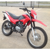 Vento Series Enduro 250cc Motorcycle - Powerful 5-Speed Transmission -