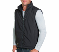 Venture - Apparel - City Series Soft Shell Mens Heated Vest from Motobuys.com