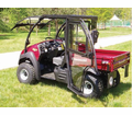 Kolpin - Kawasaki - Mule 4010 Tilt Windsheild, Roof, Rear Panel from Motobuys.com