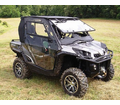 Kolpin - Can-Am - Commander 800/1000 Tilt Windsheild, Roof, Rear Panel from Motobuys.com