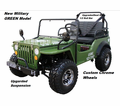 MAXON Willy's Deluxe Mini Jeep - Series 2 -
