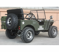 Willys Off-Road Series 1 Mini Jeep - New 2018-19 Model- CALIF LEGAL