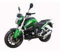 YAMASAKI X70 Deluxe Full Size 50cc Motorcycle - 4-Speed Manual Transmission - Free Shipping