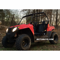 Yamobuggy 200 UTV Extended Model for Adults and Kids -
