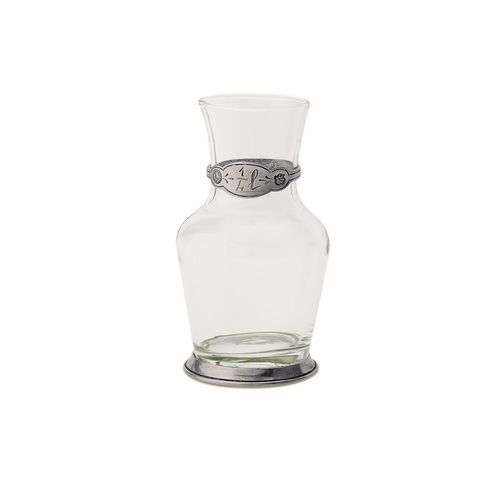 1/4 Liter Glass Carafe by Match Pewter