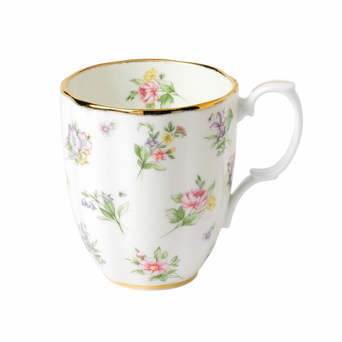 100 Years 1920 Spring Meadow Mug by Royal Albert - Special Order