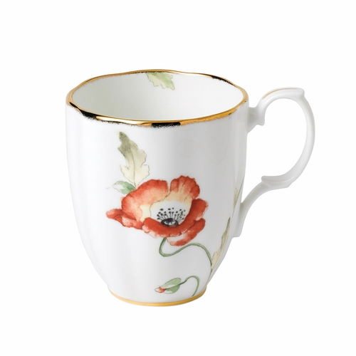 100 Years 1970 Poppy Mug by Royal Albert - Special Order