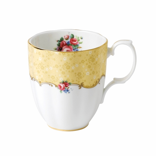 100 Years 1990 Bouquet Mug by Royal Albert - Special Order