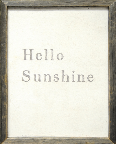 "15"" x 19"" Hello Sunshine Art Print by Sugarboo Designs"