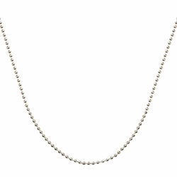 "16"" Sterling Silver 1mm Ball Chain - TLSJ BRAND"