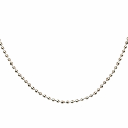 "16"" Sterling Silver 2mm Ball Chain - TLSJ BRAND"
