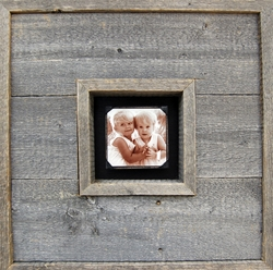 """18"""" x 18"""" Reclaimed Frame Photobox by Sugarboo Designs"""