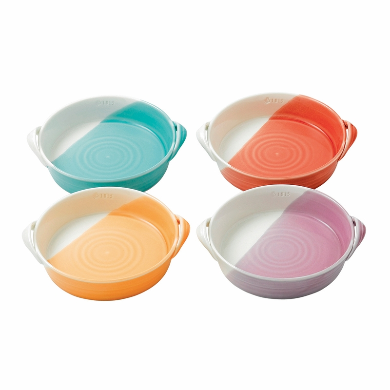 1815 Bright Colors Mini Serving Dishes