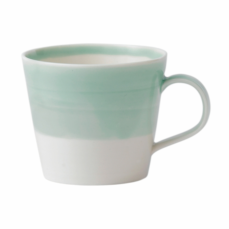 sc 1 st  The L& Stand & 1815 Green Mug by Royal Doulton