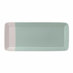1815 Green Rectangular Tray by Royal Doulton - Special Order