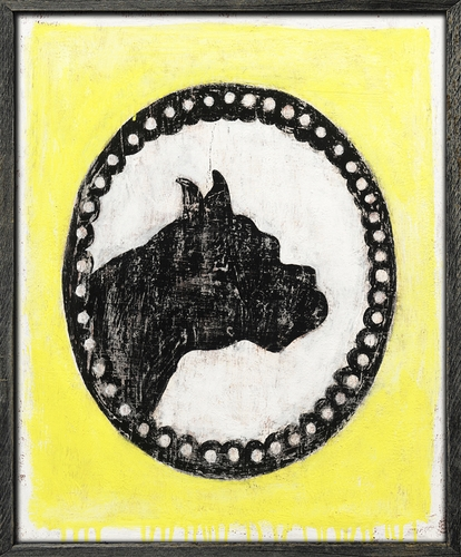 """20"""" x 24"""" Best In Show Art Print by Sugarboo Designs"""