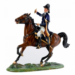 200th Anniversary Prestige Duke of Wellington Figurine - Limited Edition by Royal Doulton - Special Order