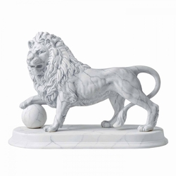 200th Anniversary Prestige The Lion's Mound - Limited Edition by Royal Doulton - Special Order