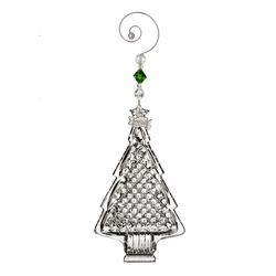 2016 Annual Christmas Tree Ornament by Waterford