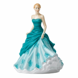 2016 Petite Figure of the Year Abigail by Royal Doulton - Special Order