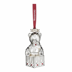2017 Annual Baby's First Ornament by Waterford