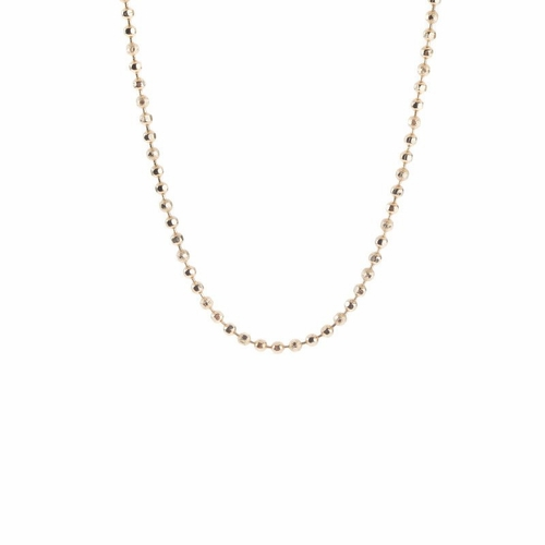 "36"" Antique Gold Ball Chain by Benny & Ezra"