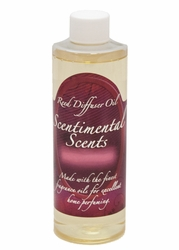 8 oz. Butter Vanilla Reed Diffuser Oil by Scentimental Scents | Scentimental Scents Reed Diffuser Oil
