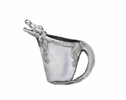 Alligator Pitcher by Arthur Court