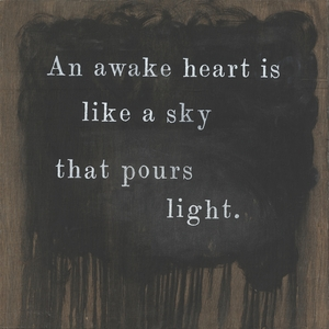 An Awake Heart Art Print Collection by Sugarboo Designs