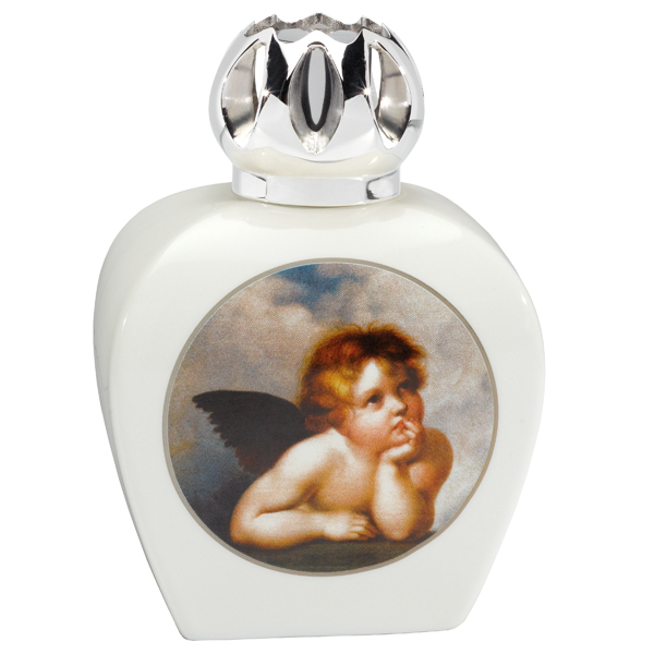 Angel fragrance lamp by lampe berger for Lampen berger