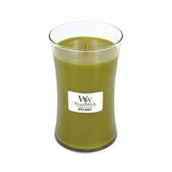 Apple Basket WoodWick Candle 22 oz. | WoodWick Fragrance Of The Month