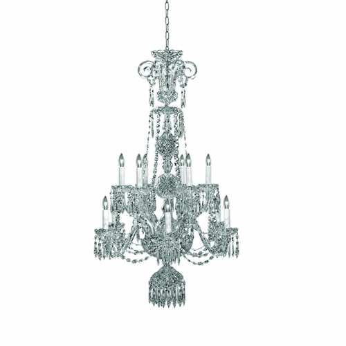 Ardmore 12 arm chandelier by waterford aloadofball Gallery